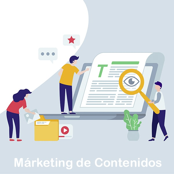 empresa de marketing de contenidos