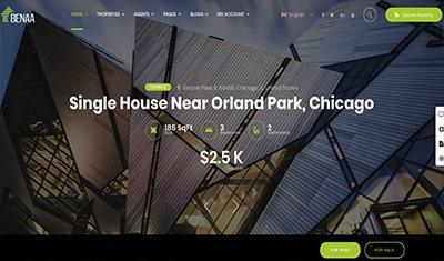 site internet de location de biens immobiliers