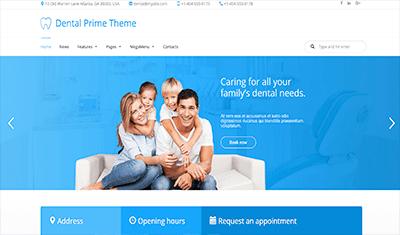 página web blanqueamiento dental