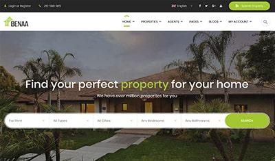 site internet de vente de biens immobiliers
