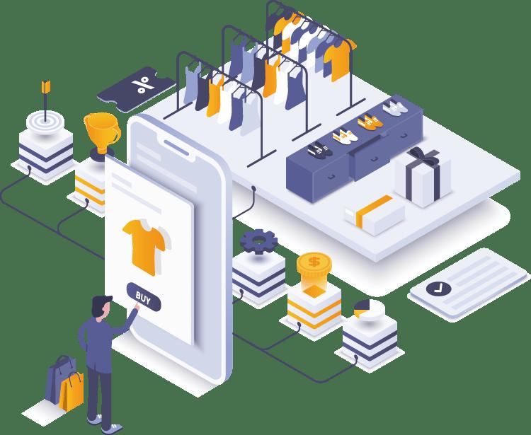 Desarrollo apps para tiendas online