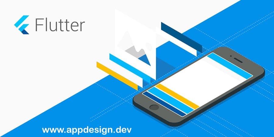 Société de développement d'applications avec Flutter