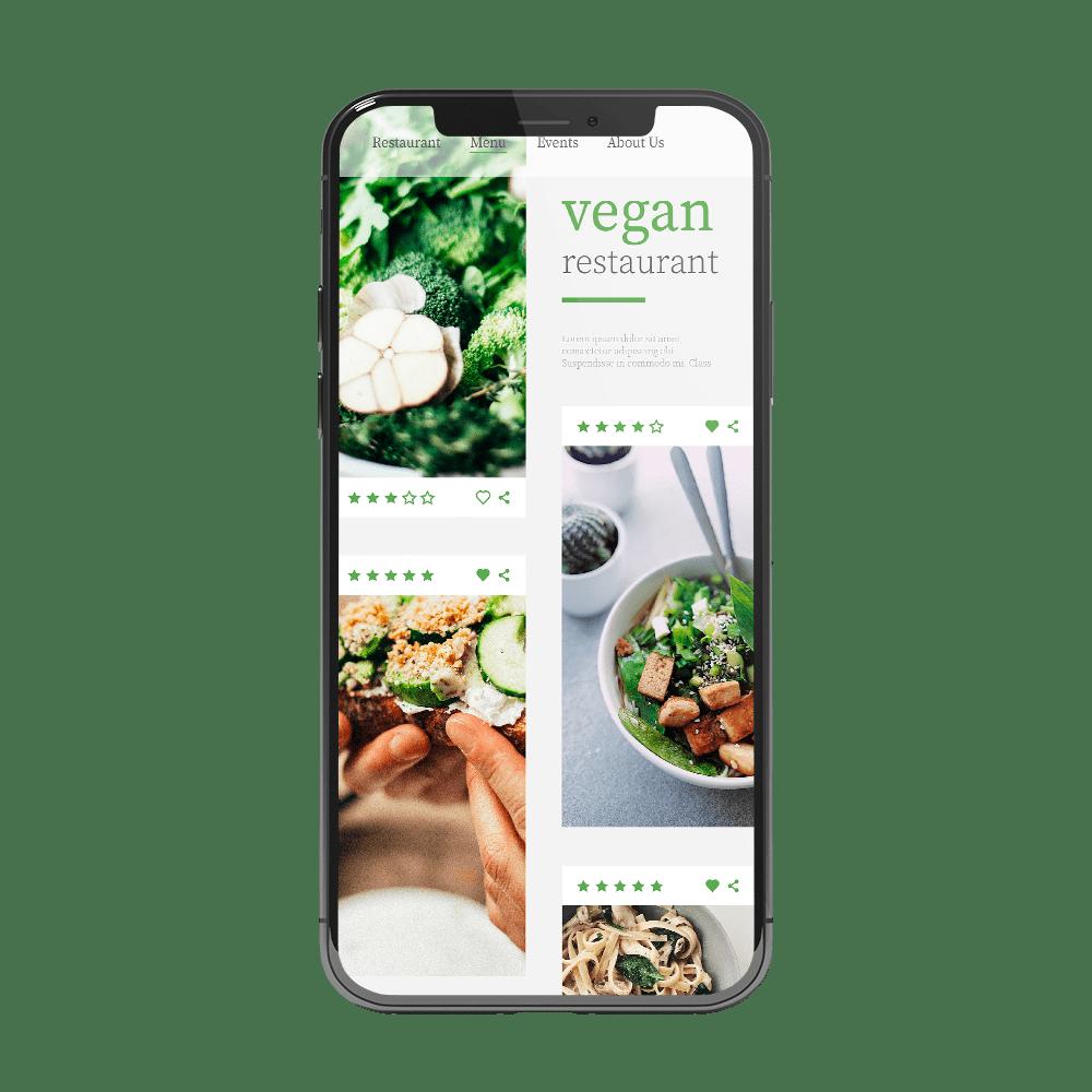 app development restaurants