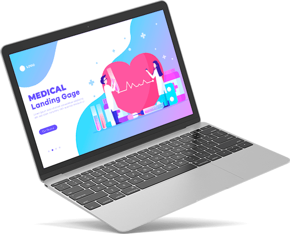 medical web development