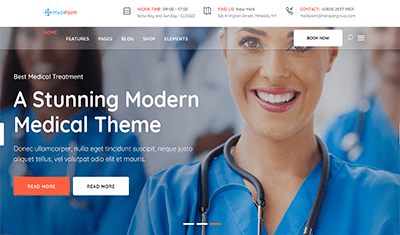 web development for aesthetic medicine clinics