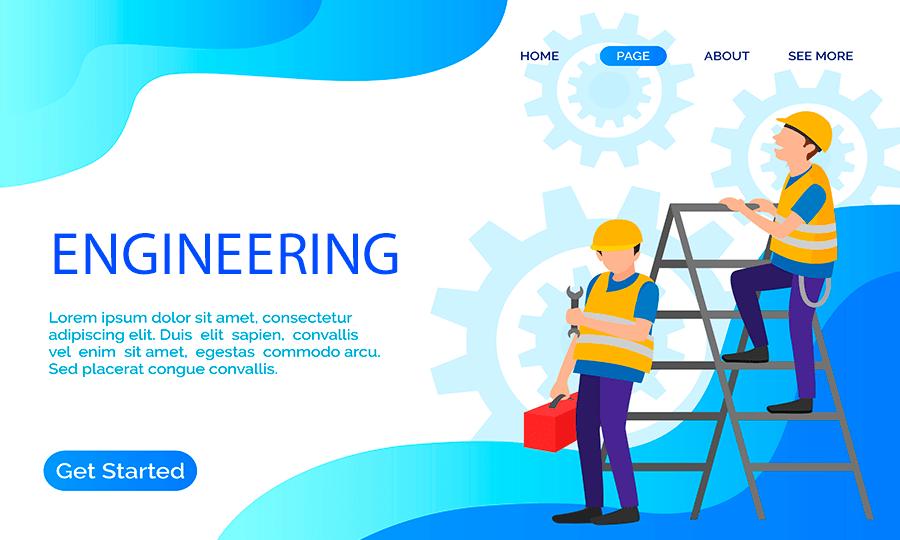 ejemplo web ingeniería