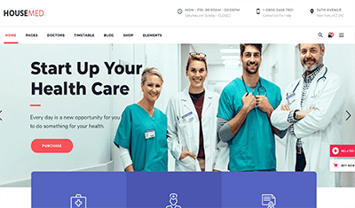 web examples for doctors