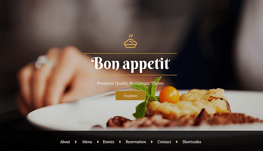 les sites web des bars