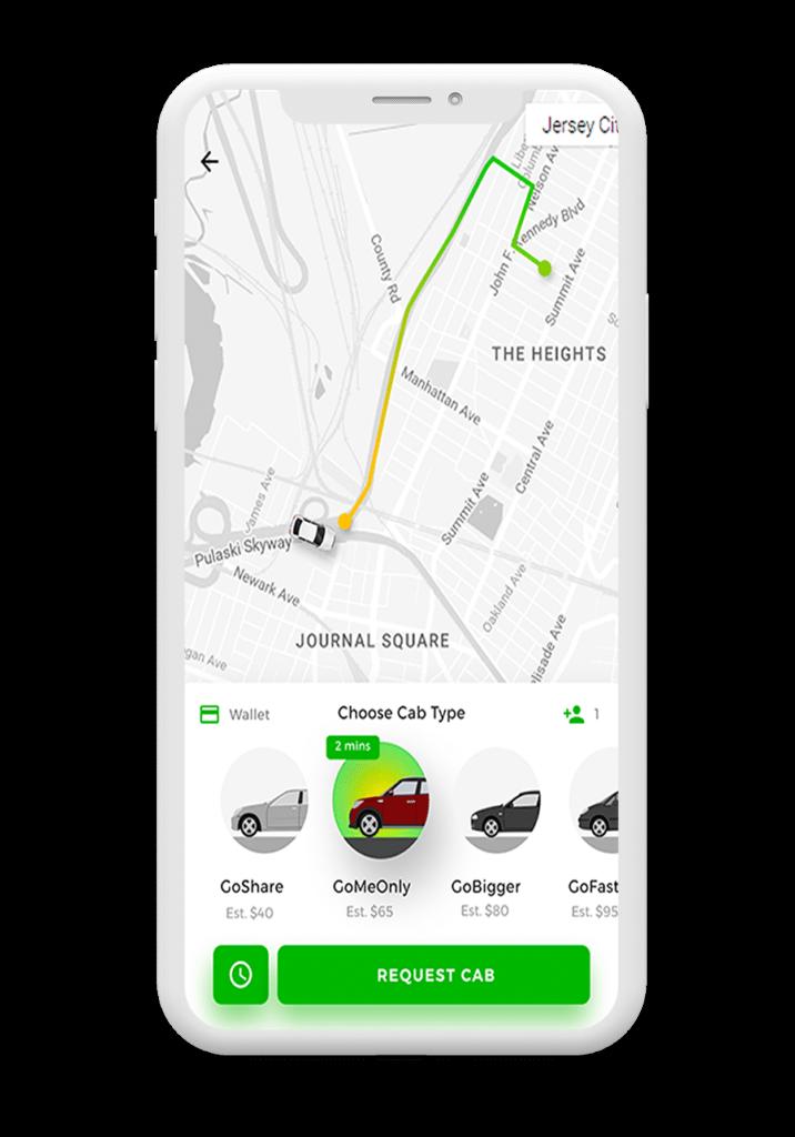 Desarrollo apps para taxistas