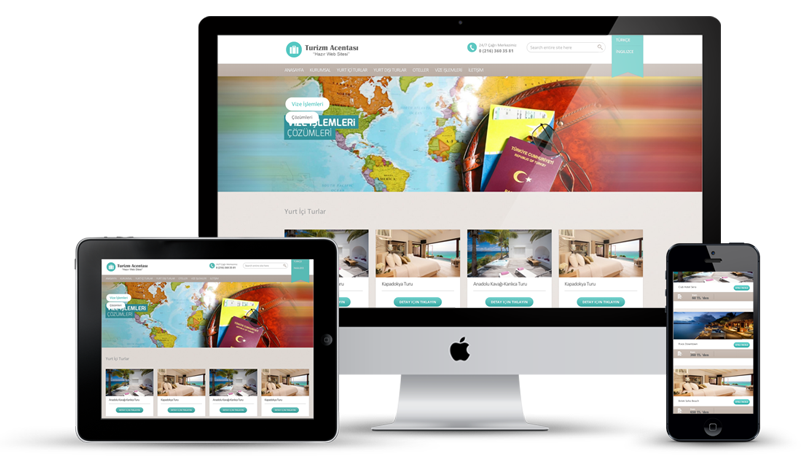 Website design company in Ibiza