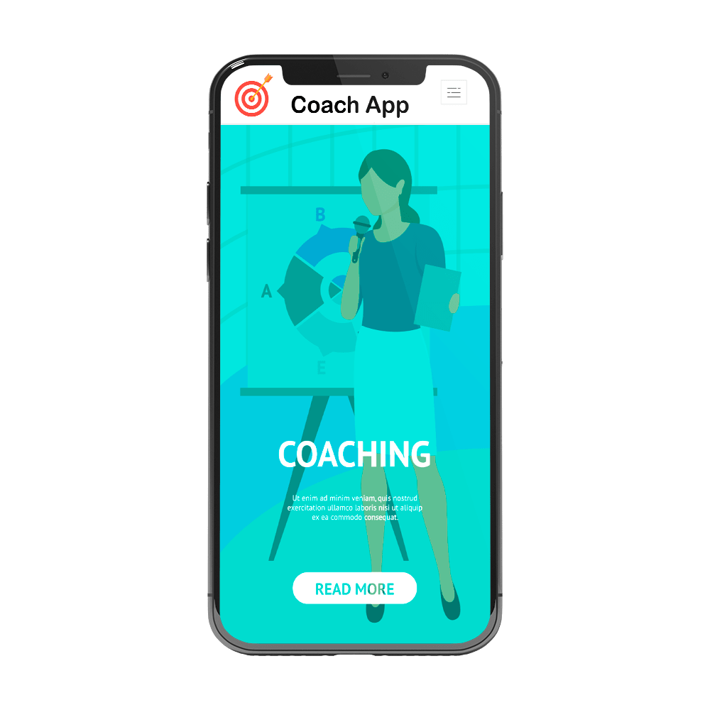 les entraîneurs de développement d'applications