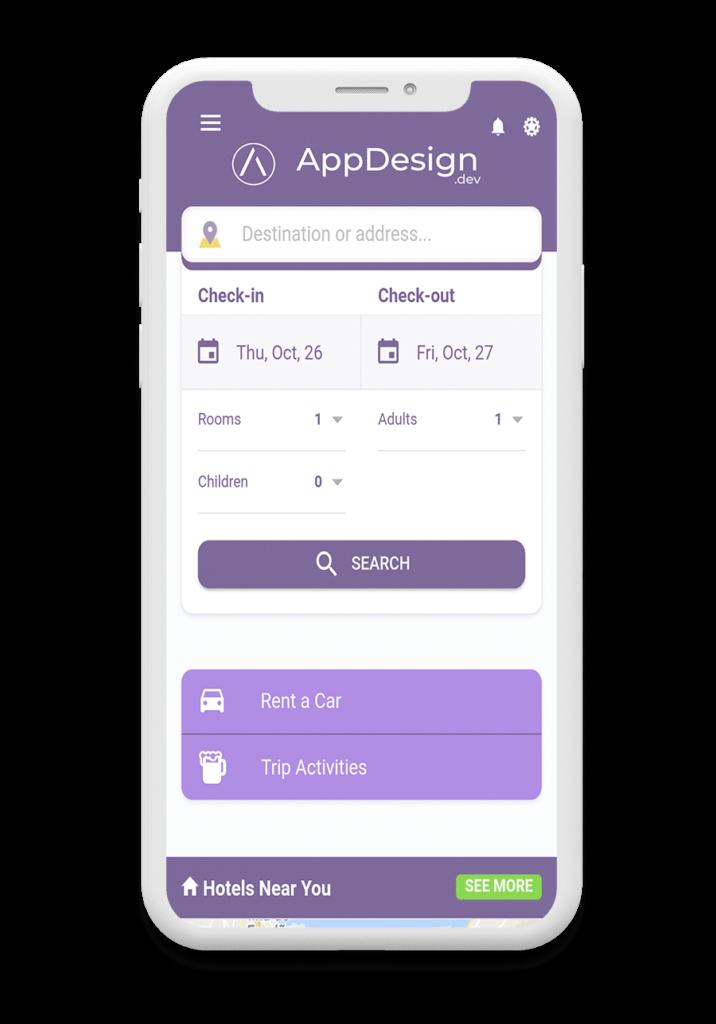 Entwicklung von Reise-Apps