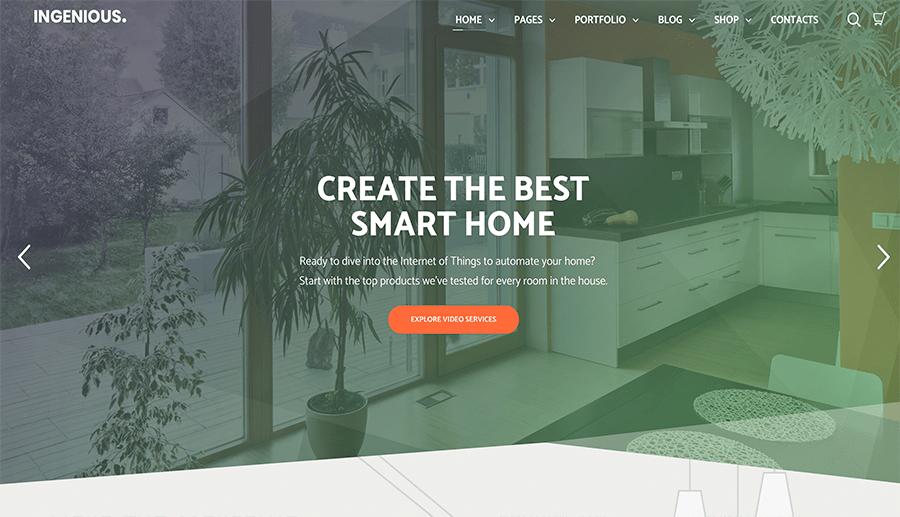 diseño páginas web internet de las cosas