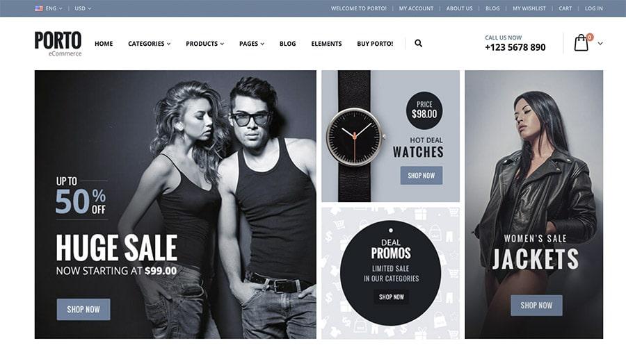 design online store complements