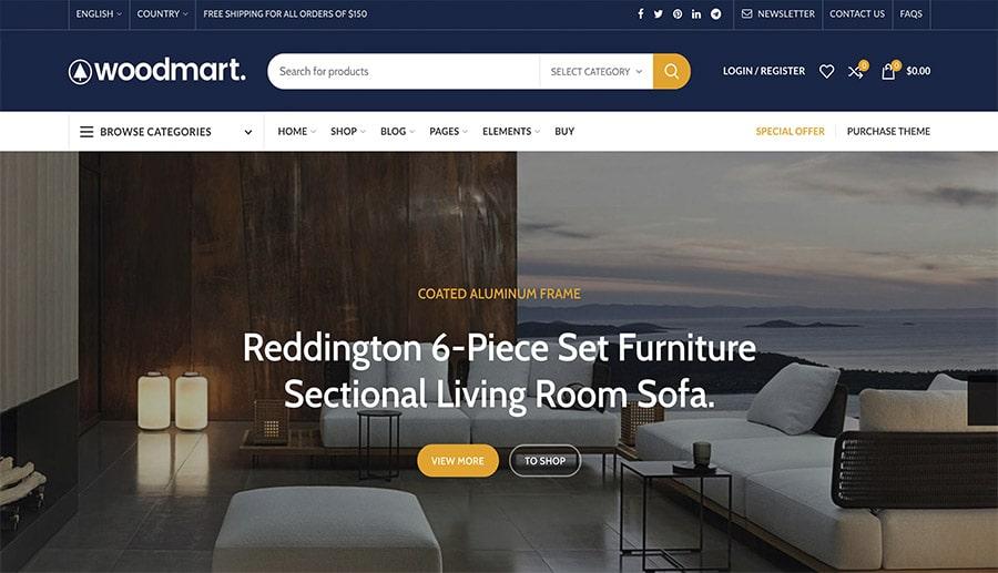 Amazon online store design
