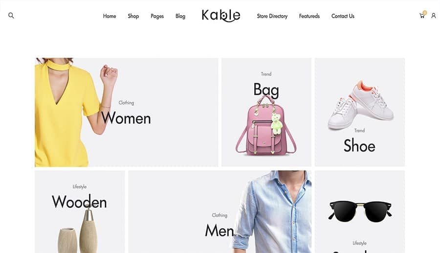 ecommerce for clothing sales