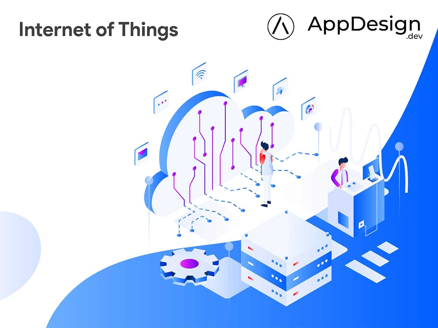 IoT apps development company
