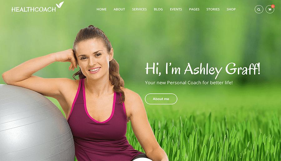 site web coach nutritionnel
