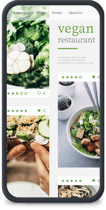 app design restaurants