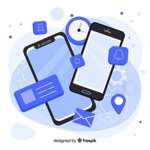 Crear página web y app