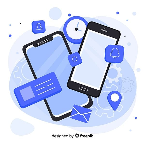 Create website and app