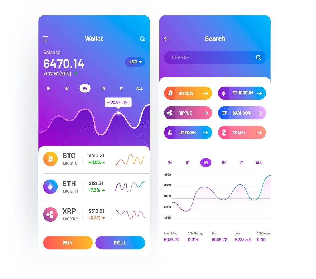 Développement d'une application Fintech