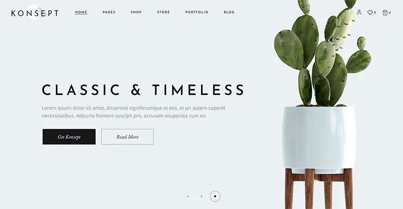 Virtual Shop Design