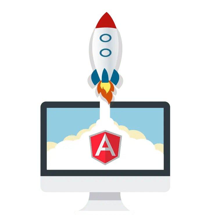 Société de développement de sites web angulaires