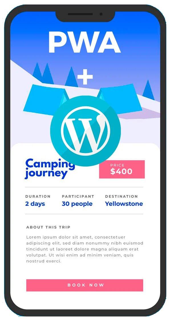 Progressive Web App Wordpress