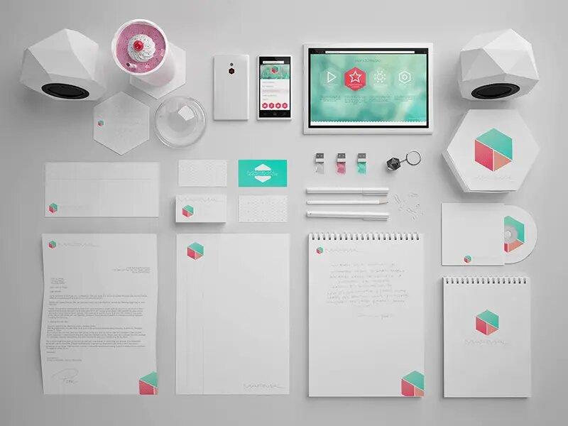 Grafikdesign-Agentur