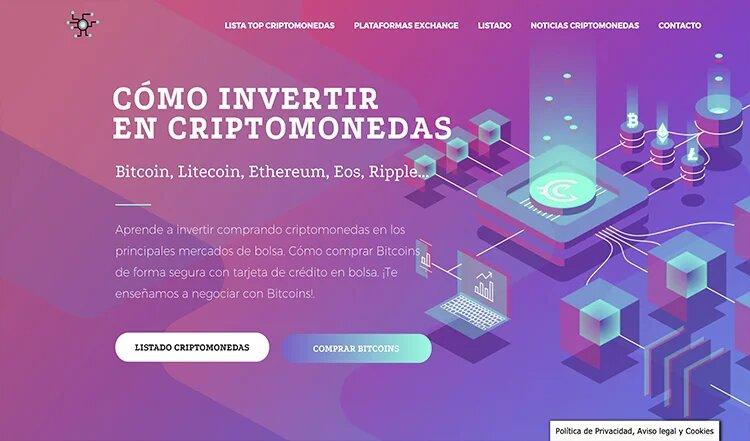 Website der Börse