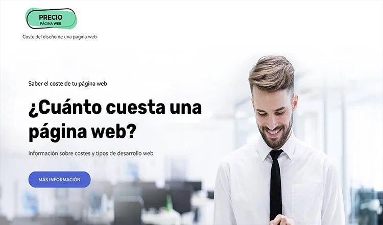 Unternehmens-Website