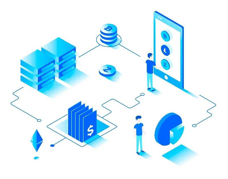 le développement de contrats intelligents en crypto-monnaie