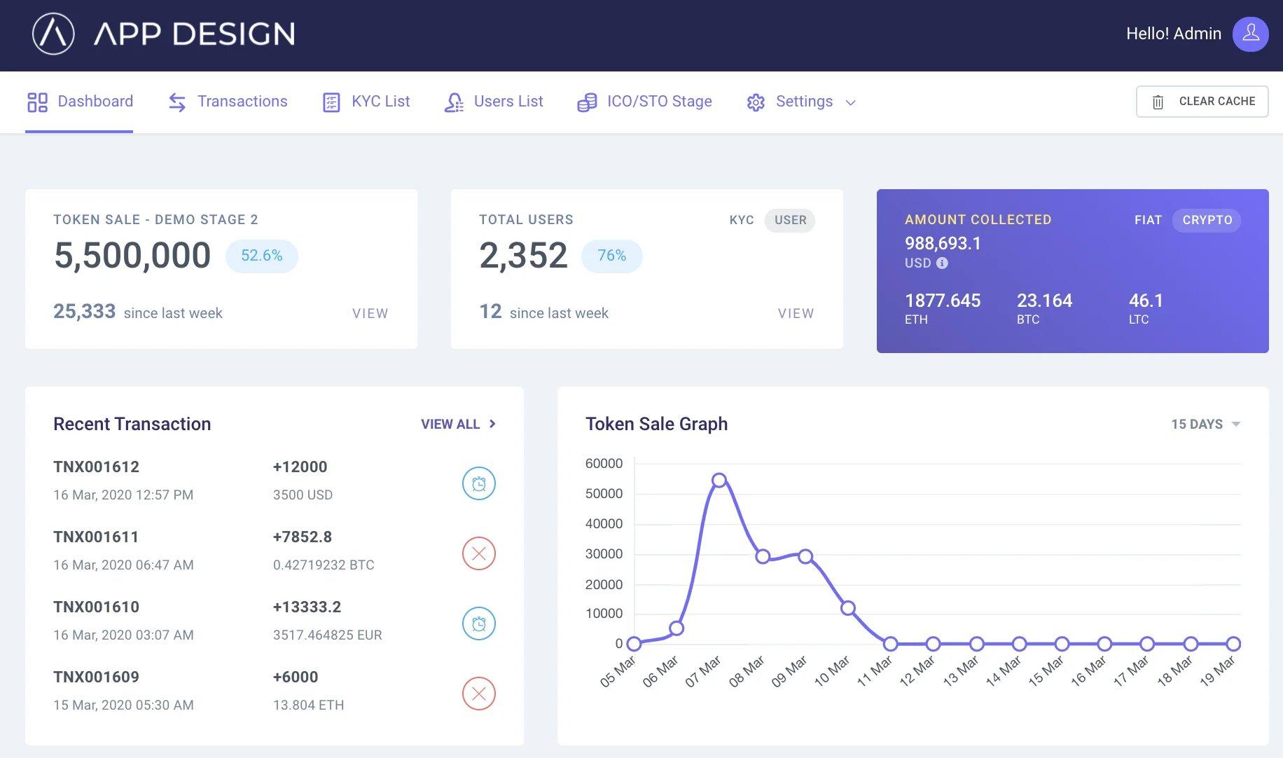 development exchange platform crypto-currencies