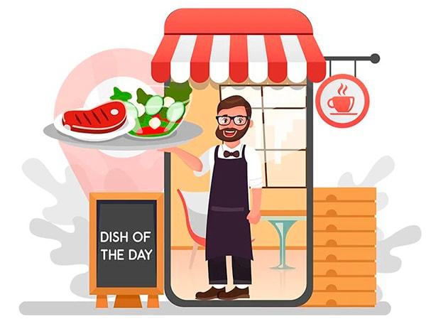 app design restaurants