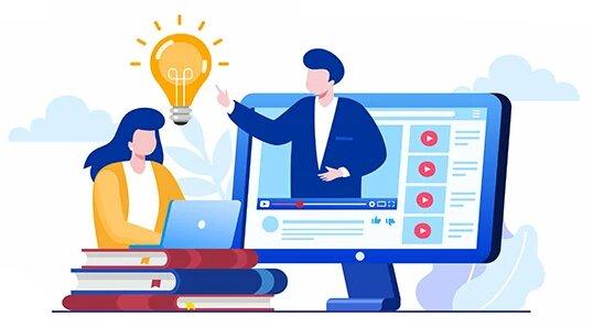 Conception d'une plate-forme d'apprentissage en ligne