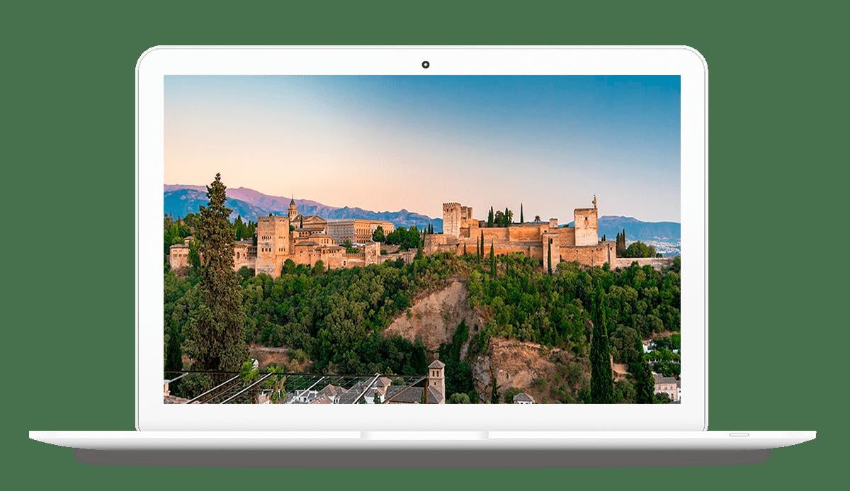 web design Granada