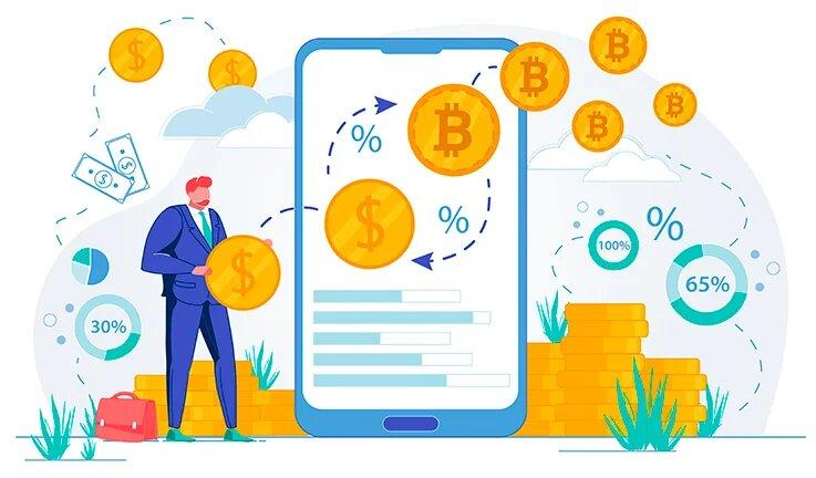 company developed crypto coins
