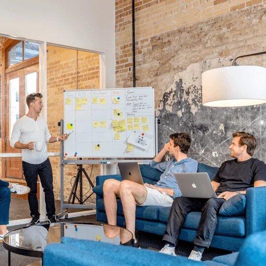 agiles Web-Entwicklungsunternehmen