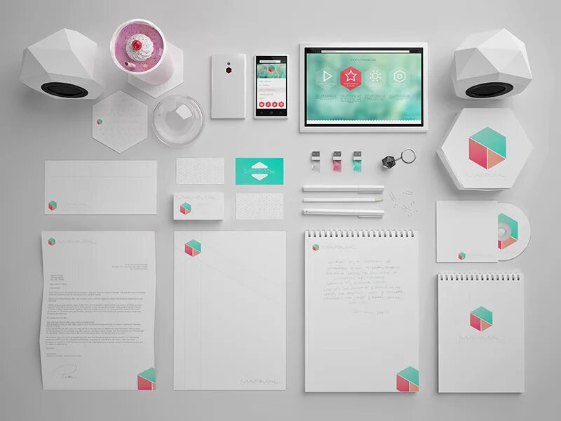 Entwurf eines Firmenlogos