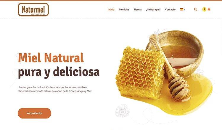 Honig-Onlineshop