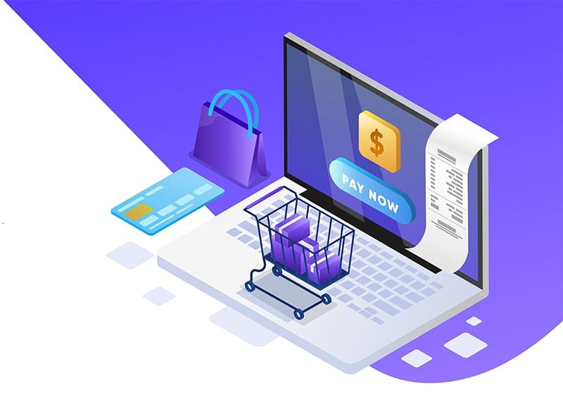 Online stores development