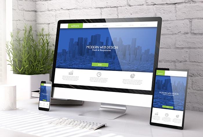 Entreprise de conception de sites web à Malaga