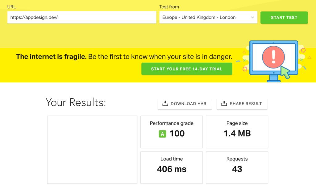 mejorar velocidad web europa